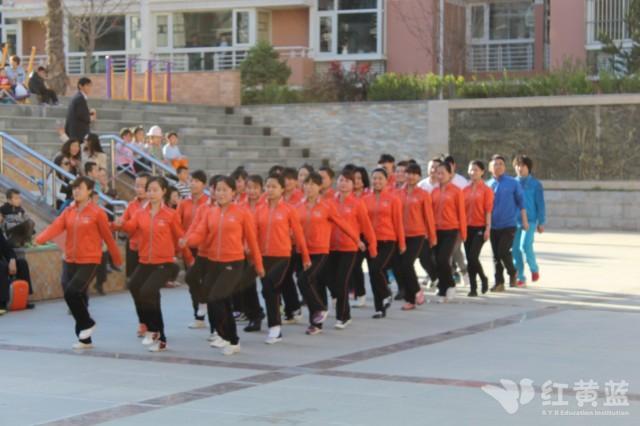 陕西榆林红黄蓝幼儿园