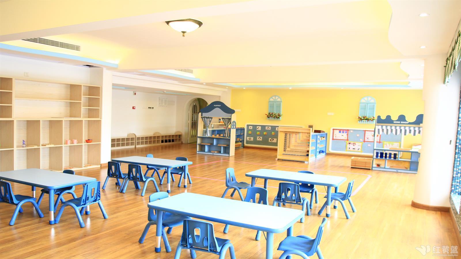 湖南郴州红黄蓝幼儿园