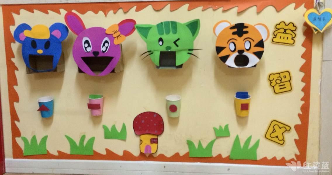 班级环境创设 _ 红黄蓝|早教|早教中心