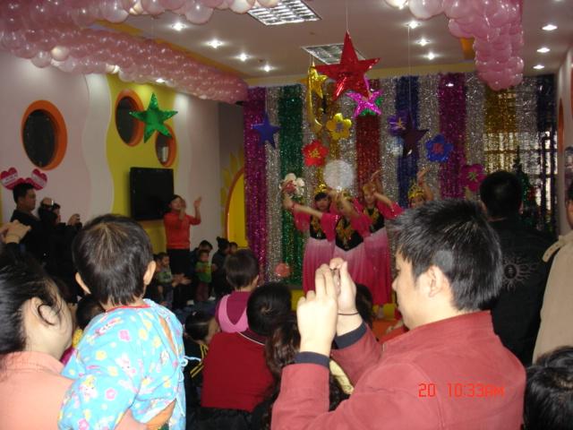 庆圣诞大型亲子活动 红黄蓝 早教 早教中心 中国儿童教育领导品牌 -庆
