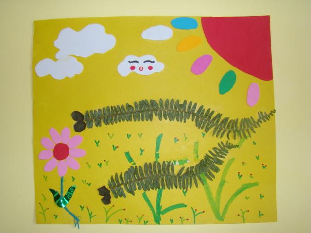 用树叶作画图案图片大全 惜春作画矢量图 剪纸 传统文化