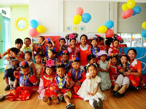 六一儿童节 _ 红黄蓝|早教|早教中心