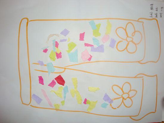 托班贴画:小棉裤