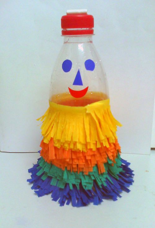 幼儿园 瓶子 玩具