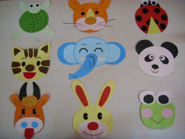 儿童画动物范画-30