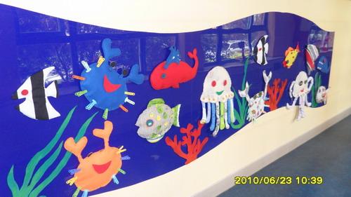 美丽的海底世界!