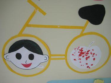 可爱的大头娃娃 _ 红黄蓝|早教|早教中心