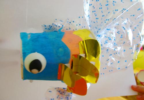 幼儿园纸杯吊饰手工制作