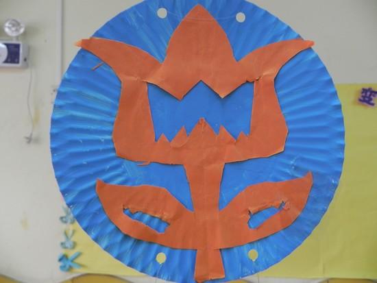 鲤鱼窗花的剪法步骤图展示