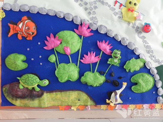 可爱的小动物 _ 红黄蓝|早教|早教中心