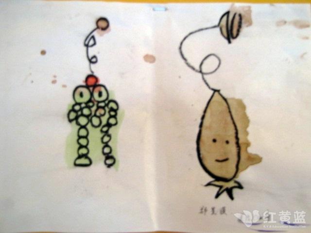 机器人?土豆投手?hh-绘画作品