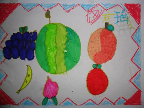 秋天好吃的水果图片