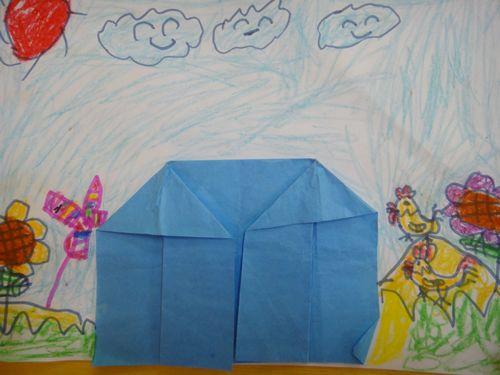 蓝色小房子 _ 红黄蓝|早教|早教中心