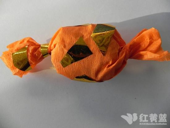 幼儿园糖纸折纸大全图解