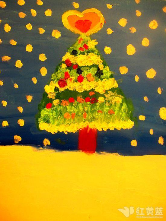 幼儿早教英语动画【圣诞树】在线视频;