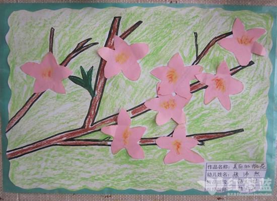 儿童贝壳画粘贴 图片 图片合集图片