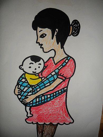 语言:动物妈妈爱宝宝