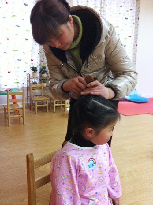 3岁儿童梳头发型-3