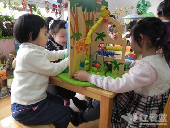 好玩的玩具 _ 红黄蓝|早教|早教中心