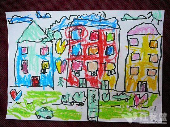 我家的小区 _ 红黄蓝|早教|早教中心图片