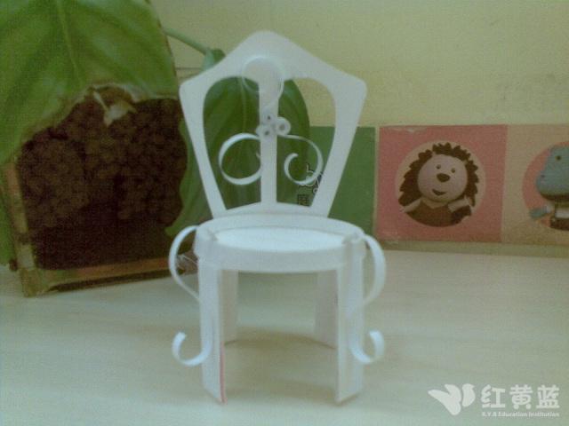 纸杯手工制作椅子大全图解