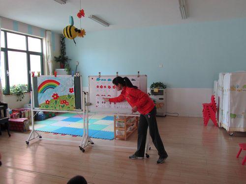 彩色世界真奇妙 _ 红黄蓝|早教|早教中心