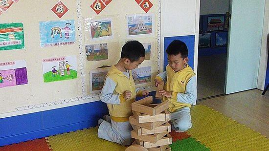 幼儿建构区进区规则