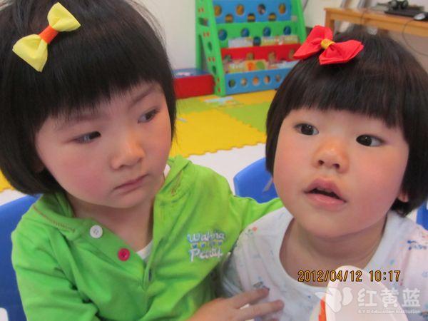 韩国网红小孩可爱照片
