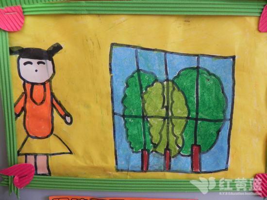 绿色 保护眼睛 _ 红黄蓝|早教|早教中心