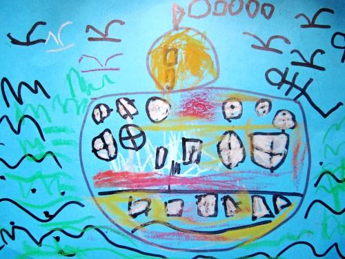 儿童画 500_375