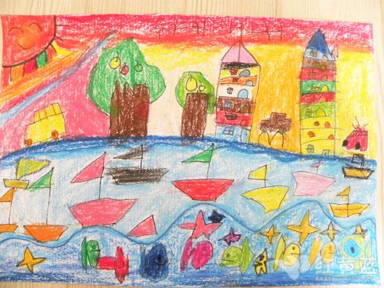 幼儿园画画图片大全长颈鹿步骤