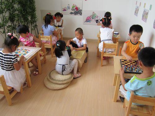红黄蓝警园新居幼儿园