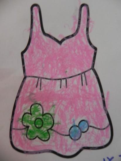 红黄蓝连衣裙哪种好
