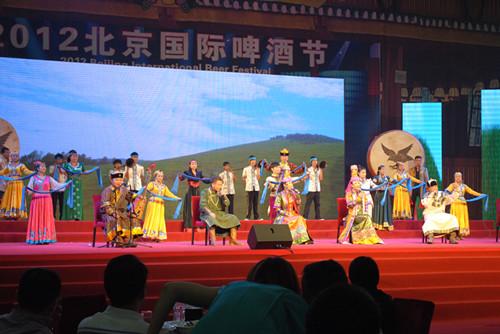 蟹岛2012北京啤酒节 _