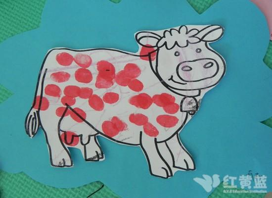 彩纸手工制作大全图解小牛