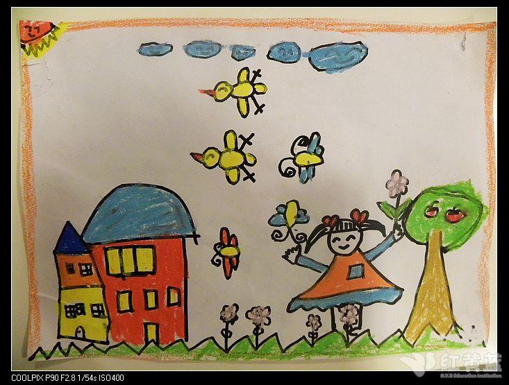 我长大了 _ 红黄蓝|早教|早教中心