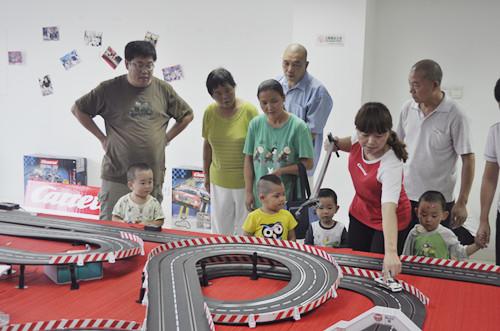 卡雷拉赛车手(一) _ 红黄蓝|早教|早教中心
