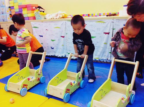 幼儿园手工制作大全小推车