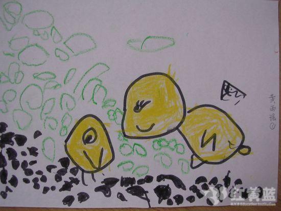 虫子图片儿童画