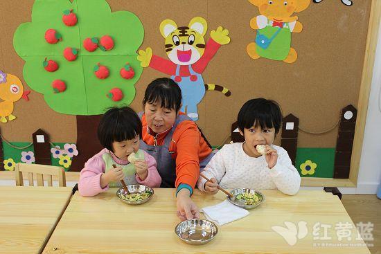 幼儿园快乐的一天——文文专辑图片