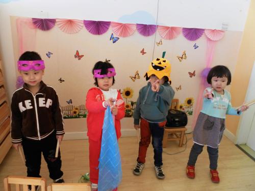 中国儿童教育领导
