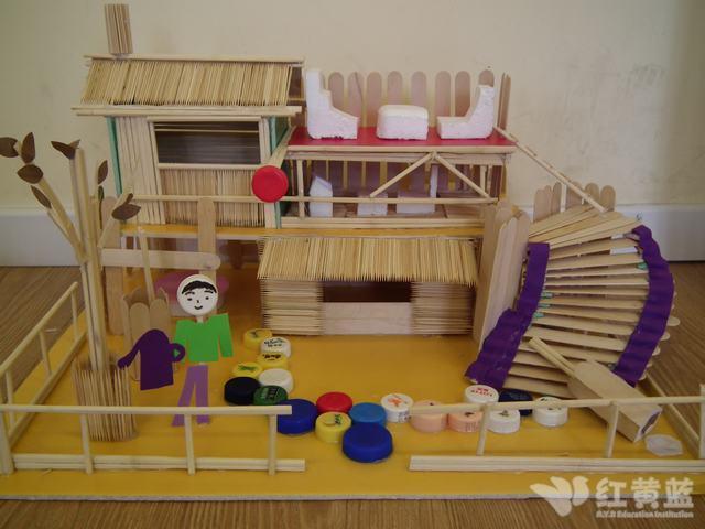 幼儿园教师手工作品展,幼儿园教师绘画作品展,幼儿 ...