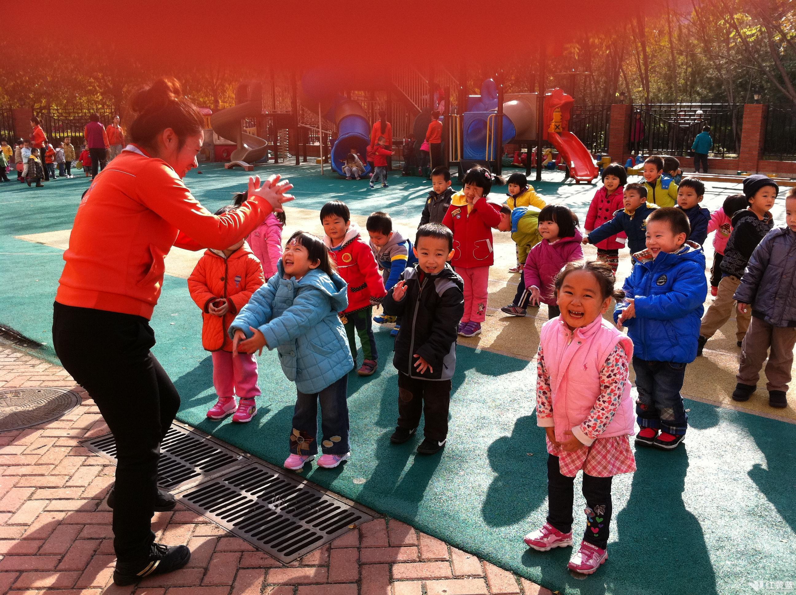 小动物模仿操 _ 红黄蓝|早教|早教中心