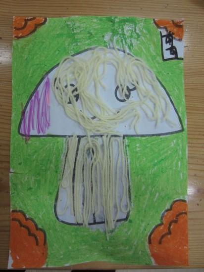 三到四岁儿童画