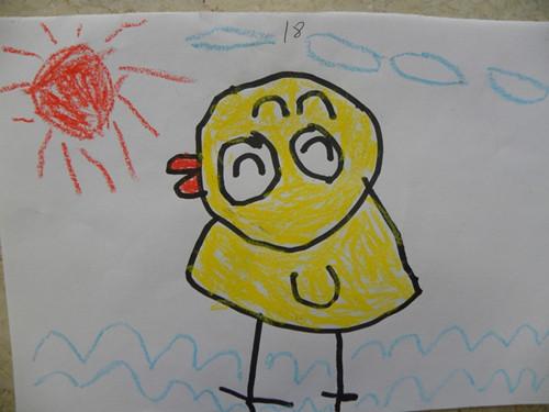 小鸭子 _ 红黄蓝|早教|早教中心