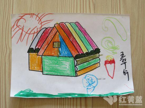 三只小猪的小木屋