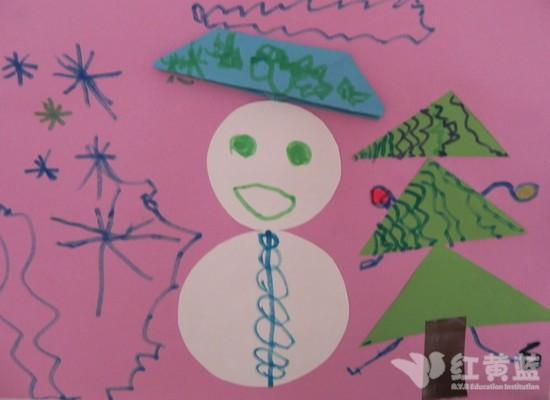 六一儿童节墙面设计粘贴画
