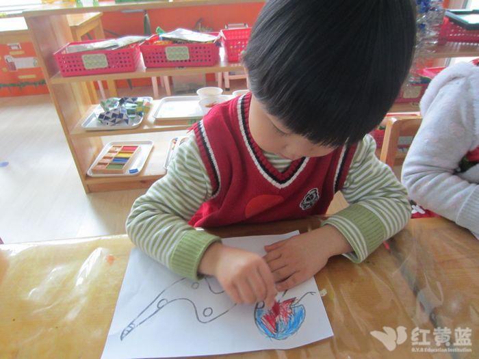 小动物冬眠 _ 红黄蓝|早教|早教中心