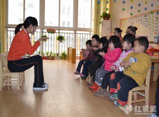 小雪花飞呀飞 _ 红黄蓝|早教|早教中心