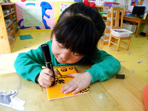 儿童画画大全龙